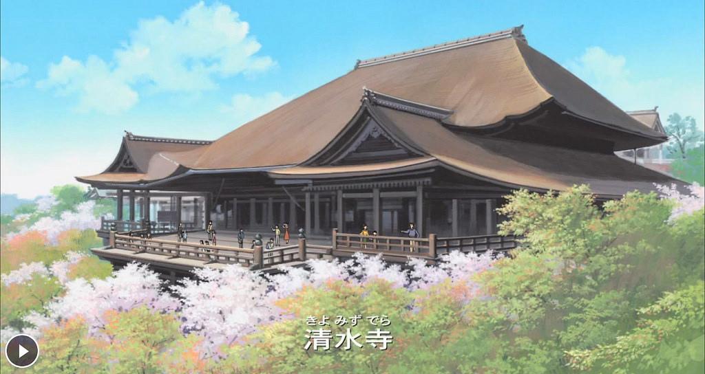 柯南 清水寺