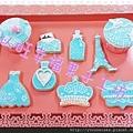 蕾絲餅乾&杯子蛋糕
