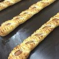 洋蔥香腸麵包