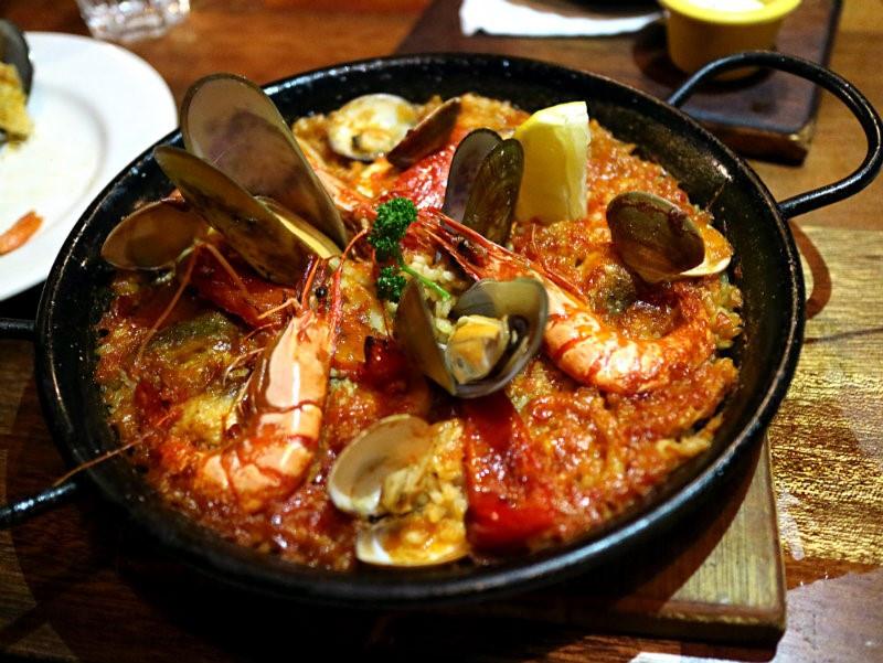 西班牙海鮮大鍋飯 (7).JPG