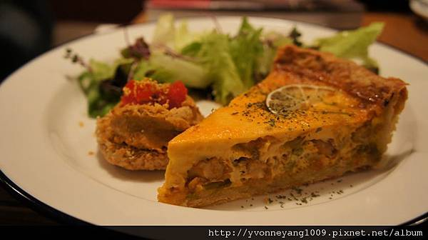 Quiche from Picnic