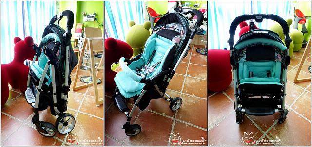 Capella 雙向嬰兒推車 - 072