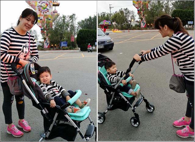 Capella 雙向嬰兒推車 - 073