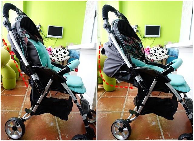 Capella 雙向嬰兒推車 - 074