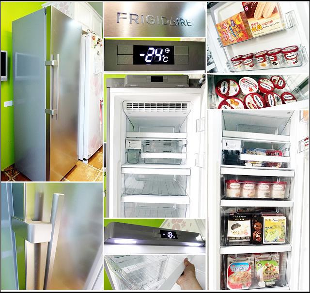 Frigidaire 260L低溫無霜冷凍櫃4