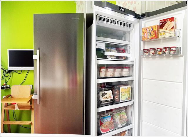 Frigidaire 260L低溫無霜冷凍櫃3