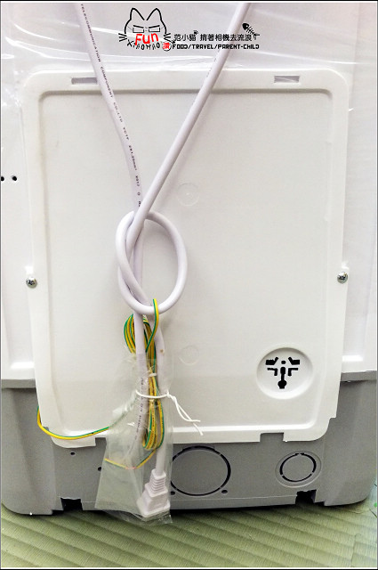 富及第自動洗衣機 - 031.jpg