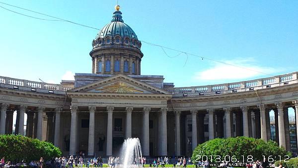 A11-喀山教堂(聖彼得堡)-02