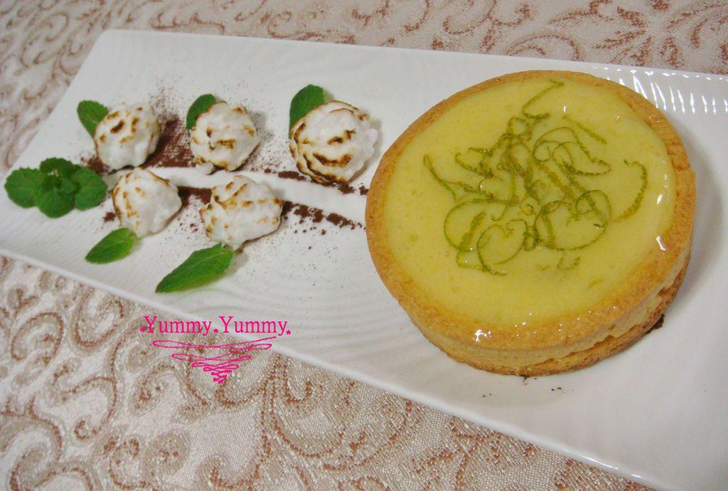 Tarta de limon 009