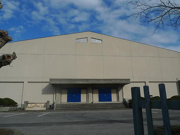 安房高體育館