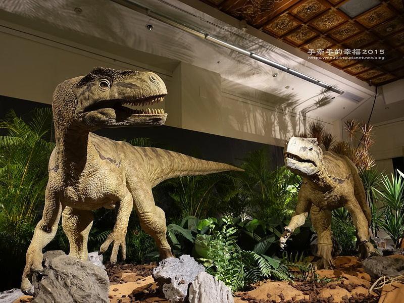 白堊紀恐龍特展150624009