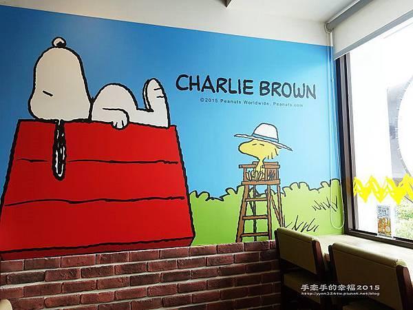 查理布朗史奴比150720024