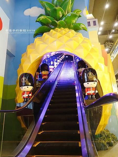 維格黃金菠蘿城堡160729016