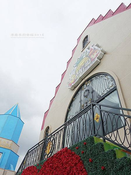 維格黃金菠蘿城堡160729037