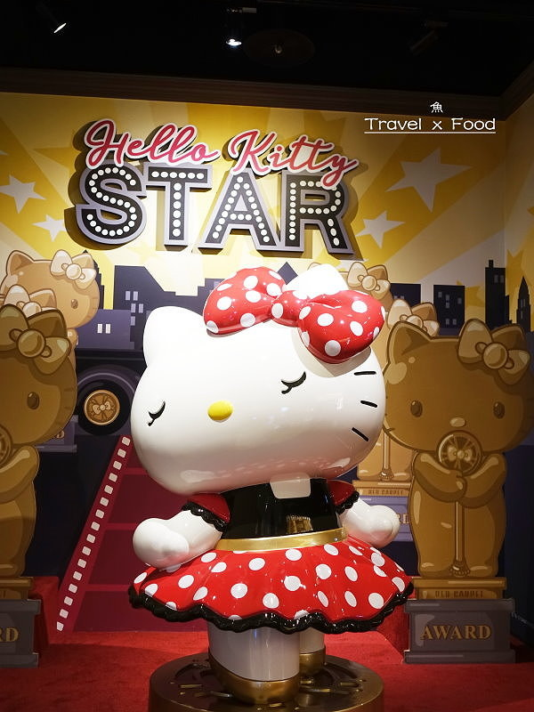 Hello Kitty Red Carpet美式餐廳170207006