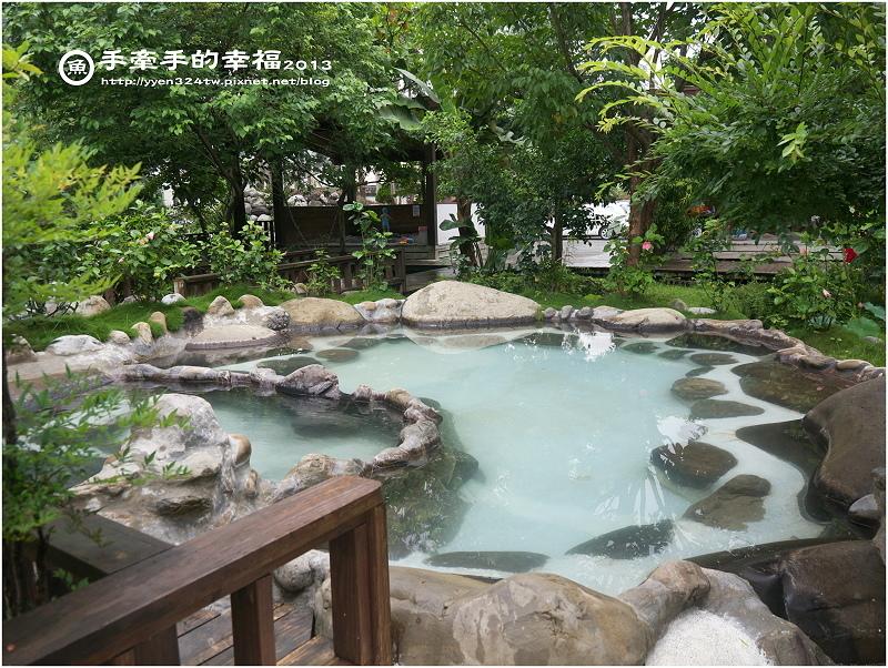 石湯石壁溫泉