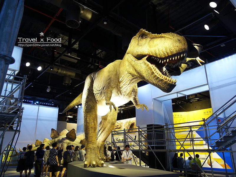 恐龍實驗室170630014