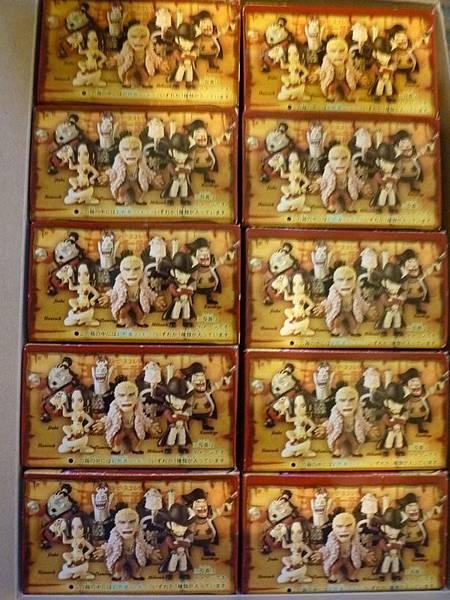 王下七武海 10小盒