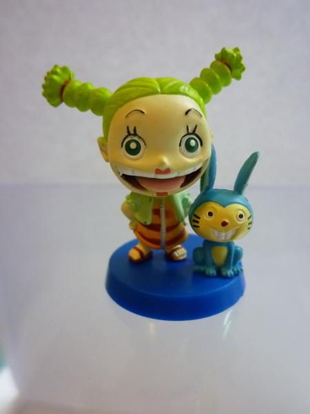 蒂姆妮Chimney & 公貝(兔)