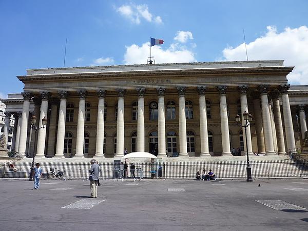 巴黎證券交易所