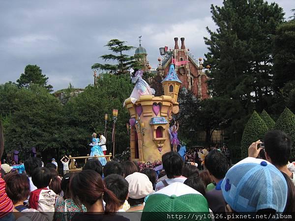 東京迪士尼-花車1.JPG