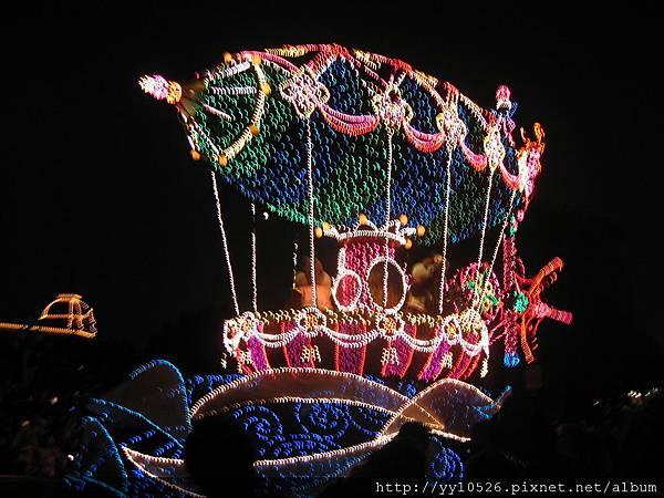 東京迪士尼-花燈遊行26.JPG