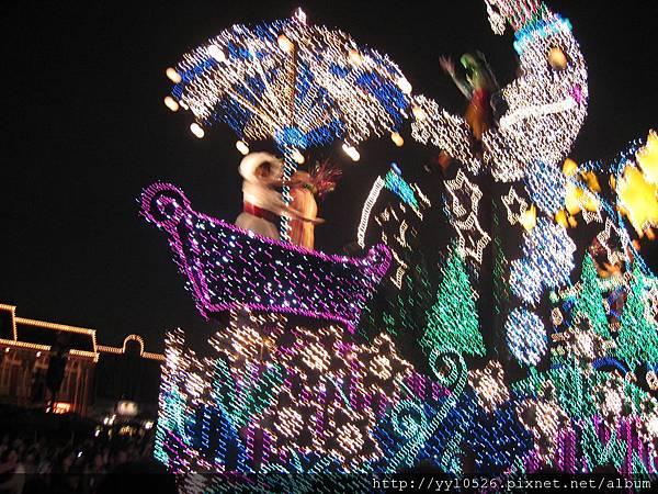 東京迪士尼-花燈遊行27.JPG