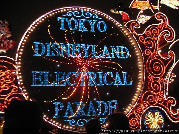 東京迪士尼-花燈遊行34.JPG