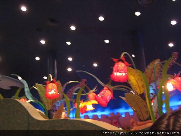東京迪士尼-愛麗絲餐廳5.JPG