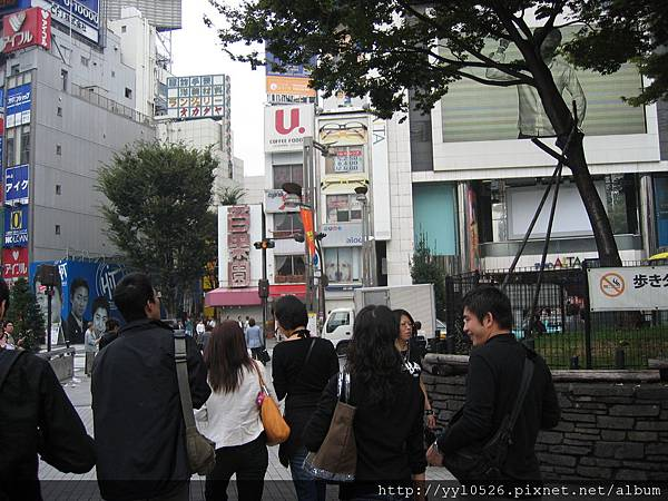 東京迪士尼-新宿3.JPG
