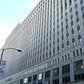 全美最大的商業大樓 據說以size而言只有五角大廈贏過它.JPG