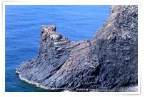 來源:交通部觀光局澎湖國家風景區管理處 七美大獅