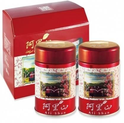 定迎茶葉批發,阿里山茶葉禮盒,75g二入,茶香殿,0800828698 (2).jpg