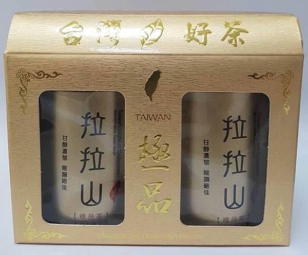 定迎茶葉批發,拉拉山茶葉禮盒,75g二入,茶香殿,0800828698 (2).jpg