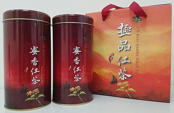 定迎茶葉批發,蜜香紅茶茶葉禮盒,150g二入,茶香殿,0800828698 (2)伴手禮,.jpg