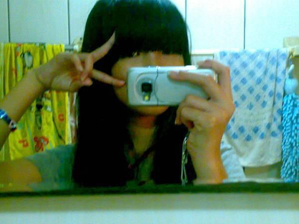 對鏡子比YA!