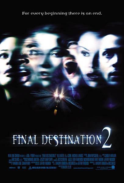 絕命終結站 2 Final Destination 2