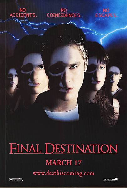 絕命終結站 Final Destination