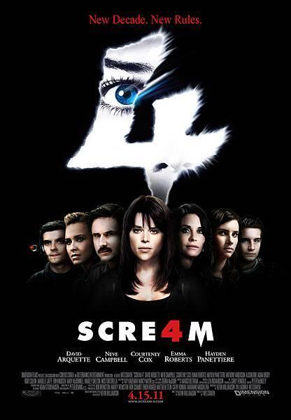 驚聲尖叫4 Scream 4(5)