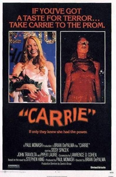 魔女嘉莉 Carrie(1976)