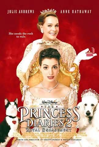 麻雀變公主2:皇家有約 The Princess Diaries 2 Royal Engagement
