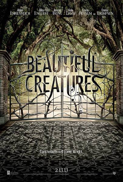 美麗魔物 Beautiful Creatures