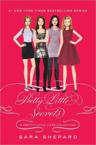 這是秘密(美少女的謊言外傳) Pretty Little Secrets