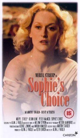 蘇菲的選擇 Sophie's Choice(2)
