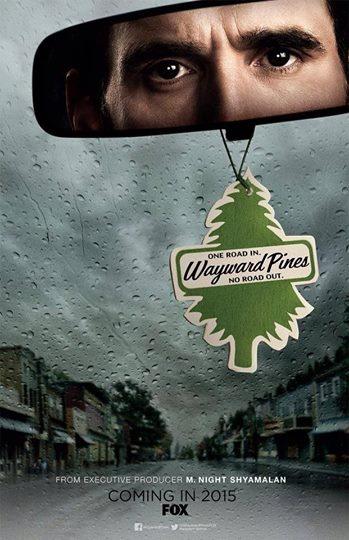 陰松林 Wayward Pines(Season 1)