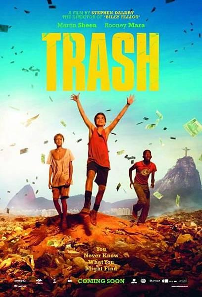 垃圾男孩 Trash