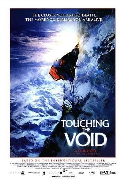 攀越冰峰 Touching the Void