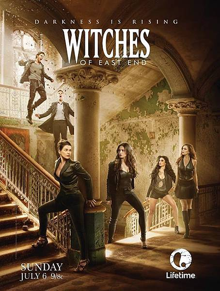 東區女巫 Witches of East End(Season 2)