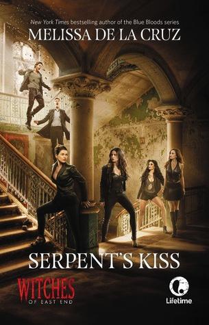 女巫之吻 Serpent's Kiss【影集書衣版】