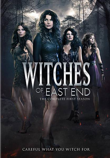 東區女巫 Witches of East End(Season 1)